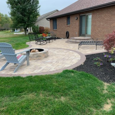 image of paver patios
